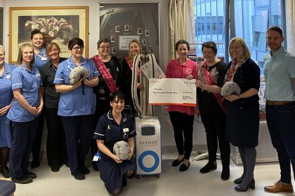 CHEMOTHERAPY PATIENTS PAXMAN SCALP COOLING