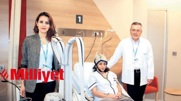 Stop Hair Loss in Chemotherapy   Milliyet.com.tr